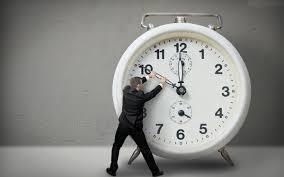Il Tempo necessario per Cambiare…